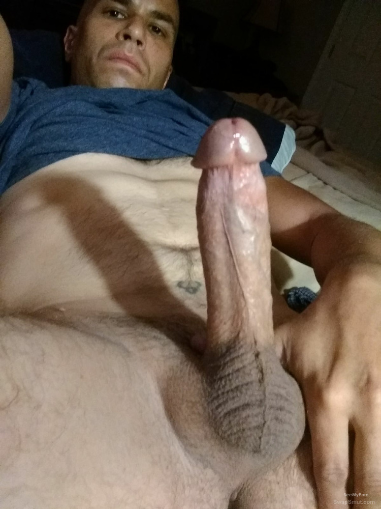Small hard cock big and small erect