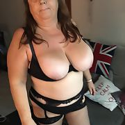I really do love my wifes lovely big tits do you
