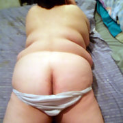 Wife waiting for my cock to fuck her