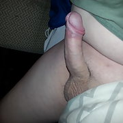 Wife wanted to know what you ladys think of my dick