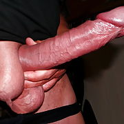 Big Hard Cock For Faggot Ass Only