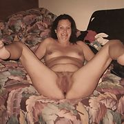 Mature wife having some fun she loves to let my take some pics of her