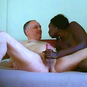 Interracial Porn Action in Africa