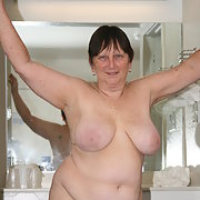 Roberta, playing whore at the local motel for her guys