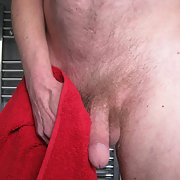 A selection of more pantie and body shots also showing cock