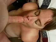 My beautiful and sexy wife giving a great blowjob