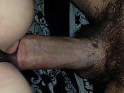 Gf anal homemade, big cock anal