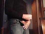 Jerking off and cumming to help-penza.ru porn