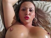 Brazilian Milf Dinni For Bad Bearded Brutus 5