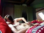 Early morning intimacy when we both felt so horny