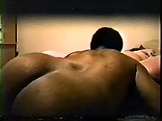 Chubby wife doing it with a black man who has a bigger dick