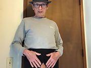 Exposed Faggot Pervert Slut James Ejaculates For Vera