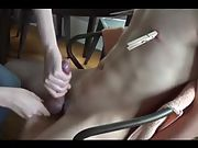 She milked me dry multiple times while tied to chair