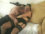 I surprised my lover with the treat I gave my husband mature shared