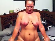 MMF threesome with Big Naturals