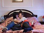 Girlfriend sex video in hotel room