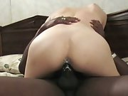 Was quite big dick and asian wife