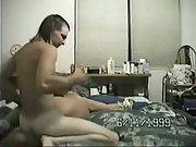 Tied wife BBW hidden cam 2
